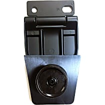 D4100 Liftgate Hinge - Black, Steel, Direct Fit, Sold individually