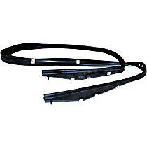 Fairchild Industries G1012 Tailgate and Liftgate Weatherstrip Seal - Tailgate Weatherstripping, Sold individually