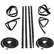 KD1001-10 Weatherstrip Kit, Set of 10