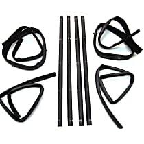 KD1001A Weatherstrip Kit, Set of 8