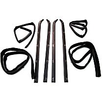 KD1002A Weatherstrip Kit, Set of 8
