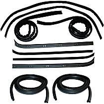 KF1006-10 Weatherstrip Kit, Set of 10