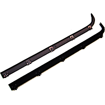 Door Seal - Set of 2 Driver and Passenger Side, Outer