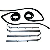 Door Seal - Set of 6