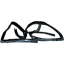 Weatherstrip Kit, Set of 2 Driver and Passenger Side
