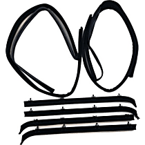 Weatherstrip Kit, Set of 6