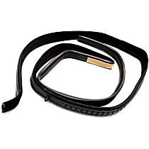 Fairchild Industries Weatherstrip Seal - KG1008 - Front, Passenger Side, Glass Weatherstripping, Direct Fit, Sold individually