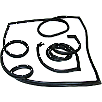Door Seal Kit - Set of 2 Front and Rear