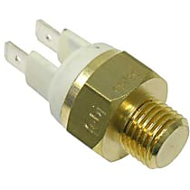 01102 Auxiliary Fan Switch 91 deg. C (2-Prong, White Top) - Replaces OE Number 61-31-1-364-272 91