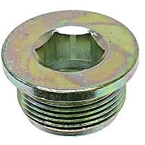 03013 Engine Oil Drain Plug (26 mm Shaft Diameter) - Replaces OE Number 130-997-00-32