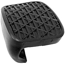 Febi 03841 Pedal Pad - Replaces OE Number 107-291-01-82