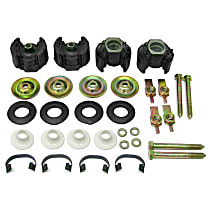 04347 Subframe Mount Kit - Replaces OE Number 115-330-18-75