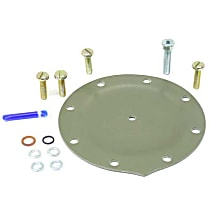 Repair Kit Vacuum Pump Diaphragm with Rubber O-Ring - Replaces OE Number 001-586-07-43