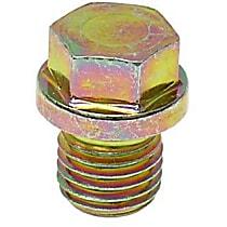 05961 Engine Oil Drain Plug (12 mm Shaft Diameter) - Replaces OE Number 002-997-34-30