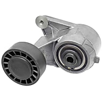 Febi 06385 Drive Belt Tensioner With Pulley - Replaces OE Number 103-200-08-70