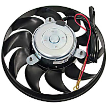 Febi 06998 Auxiliary Fan - Replaces OE Number 4A0-959-455 C