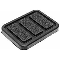 Febi 11947 Pedal Pad - Replaces OE Number 1272021