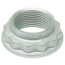 12181 Nut for Wheel Bearing/Axle (27 X 1.5 mm) - Replaces OE Number 33-41-1-133-785