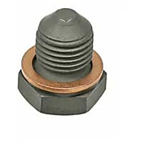 12281 Engine Oil Drain Plug (14 X 11 X 1.5 mm) - Replaces OE Number N-902-889-01