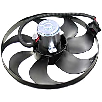 Febi 14742 Auxiliary Fan - Replaces OE Number 6X0-959-455 F