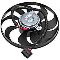 Febi 14744 Auxiliary Fan - Replaces OE Number 1C0-959-455 C