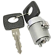 17760 Ignition Lock Cylinder with Key - Replaces OE Number 123-462-04-79