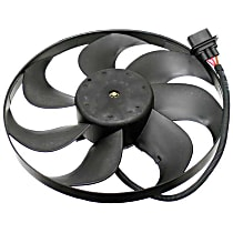 Febi 22518 Auxiliary Fan - Replaces OE Number 6X0-959-455 C