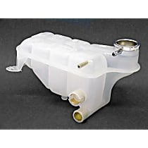 22627 Coolant Expansion Tank (Standard Version) - Replaces OE Number 124-500-17-49