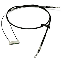 Febi 29305 Parking Brake Cable - Replaces OE Number 48-39-874