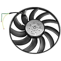 31024 Auxiliary Fan - Replaces OE Number 8E0-959-455 K