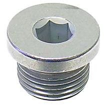 Febi 31702 Engine Oil Drain Plug Oil Pan (18 X 1.5 mm) - Replaces OE Number 07-11-9-905-428