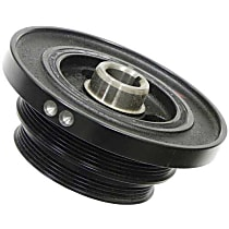 32219 Crankshaft Pulley (Vibration Damper) - Replaces OE Number 11-23-7-513-862