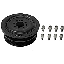 Crankshaft Pulley (Vibration Damper) - Replaces OE Number 11-23-7-568-345