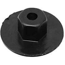 36452 Plastic Nut Self-Threading (4.2 mm) - Replaces OE Number 201-990-00-50
