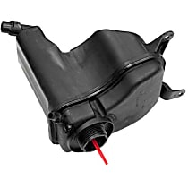 Coolant Expansion Tank with Level Sensor - Replaces OE Number 17-13-7-640-514