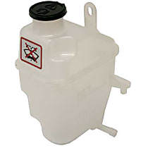43502 Coolant Expansion Tank with Cap - Replaces OE Number 17-10-7-509-071