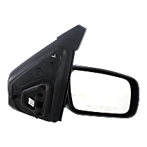 Mirror - Passenger Side, Power, Heated, Paintable, With Puddle Lamp