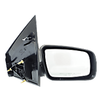 Mirror - Passenger Side, Power, Heated, Paintable, With Memory and Puddle Lamp