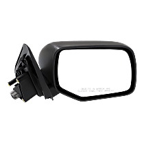 Mirror - Passenger Side, Power, Textured Black
