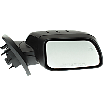 Mirror - Passenger Side, Power, Heated, Folding, Paintable, With Turn Signal, With Blind Spot Function and Puddle Lamp
