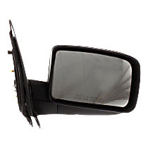 Mirror - Passenger Side, Power, Paintable, With Puddle Lamp