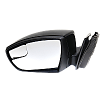 Mirror - Driver Side, Power, Paintable, With Turn Signal and Blind Spot Glass