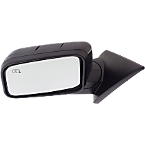 Mirror - Driver Side, Power, Heated, Paintable, With Puddle Lamp