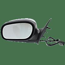 Mirror Non-Heated - Driver Side, Chrome