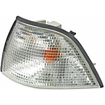 FER 02415390704 Turn Signal Light with White Lens - Replaces OE Number 82-19-9-403-093