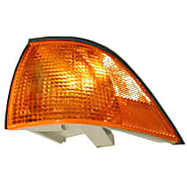 FER 02415470304 Turn Signal Light with Yellow Lens - Replaces OE Number 63-13-8-353-283
