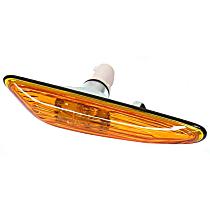 FER 02416690404 Additional Side Light with Yellow Lens - Replaces OE Number 63-13-7-165-914