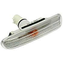 FER 02416799304 Additional Side Light with White Lens - Replaces OE Number 63-13-2-228-591