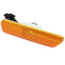 FER 02420591104 Side Marker Light (Amber) - Replaces OE Number 1JM-945-071