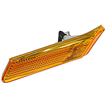 02 4212 901 04 Side Marker Light (Amber) - Replaces OE Number 997-631-037-02